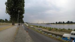 Düsseldorf Sommer 2018
