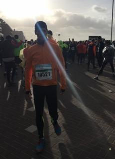 Egmond Halbmarathon 2015
