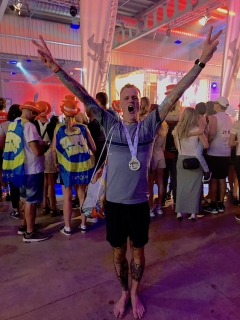 Luxemburg Marathon - HM Finisher