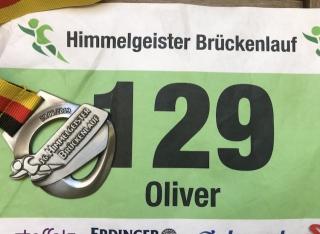 Himmelgeister Halbmarathon