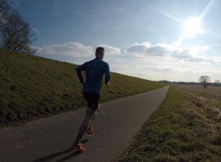 25km Rheinrunde