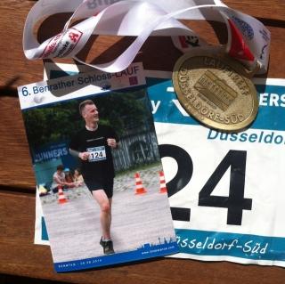 Benrather Schlosslauf 2014