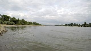 Rhein Sommer 2018