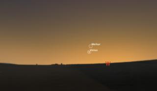 Stellarium 08.03.2018